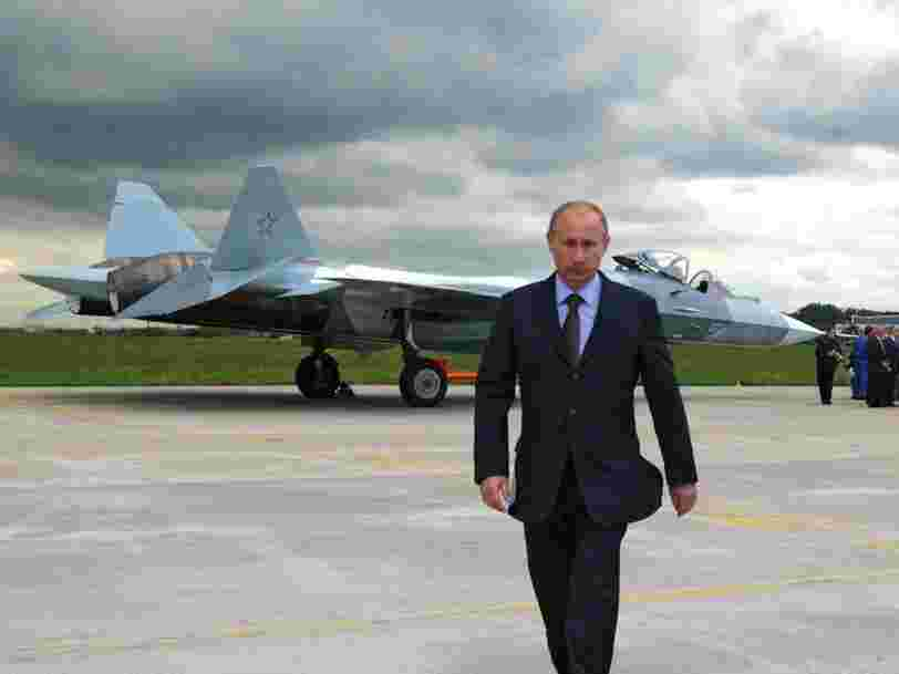 The US may deny Turkey F-35 sales  — and now it may turn to Russia in a nightmare for NATO