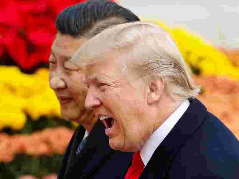 Trump kicked the trade war with China into high gear