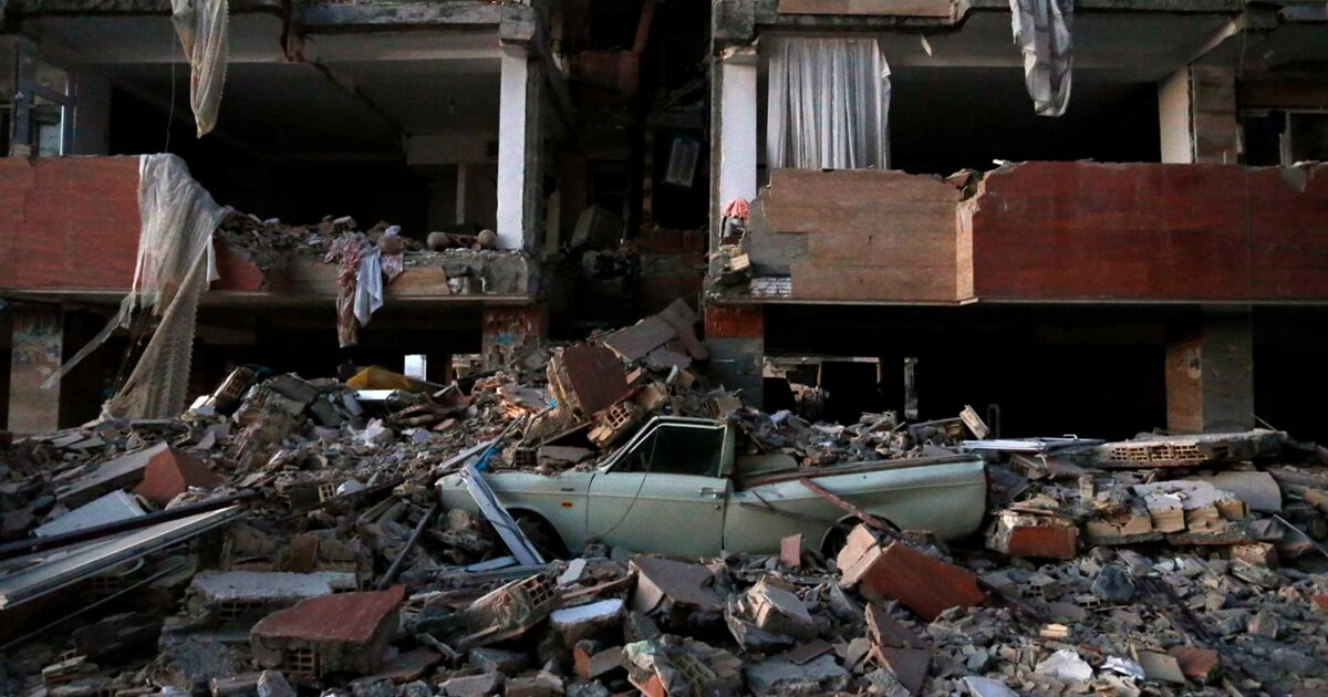 We could see twice as many big earthquakes this year