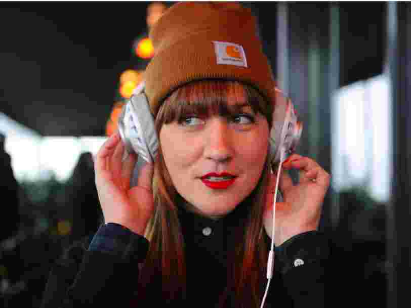 Mysterious, non-existent artists racked up thousands of listens on hijacked Spotify playlists