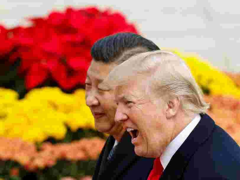 China hits back at Trump with tariffs on $60 billion of US goods