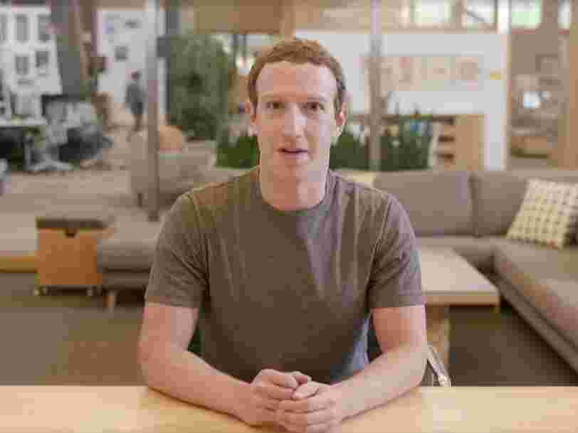 Mark Zuckerberg's personal challenge for 2018 is to fix all the bad things happening on Facebook