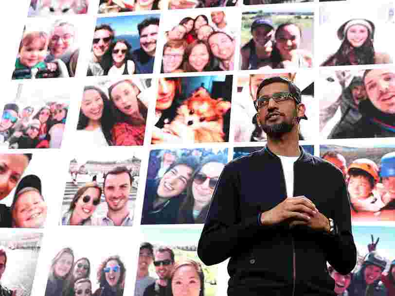 Google parent Alphabet misses earnings targets, stock falls