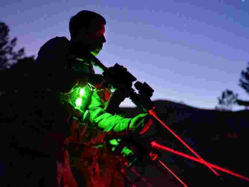 This US military laser can identify people by their heartbeats from 650 feet away