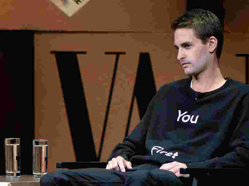 People hate Snapchat's redesign so much that another Wall Street analyst downgraded the stock