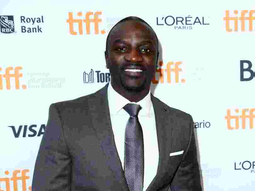 Singer Akon has finalized plans to build a 2,000-acre city in Senegal that's powered by his cryptocurrency, Akoin