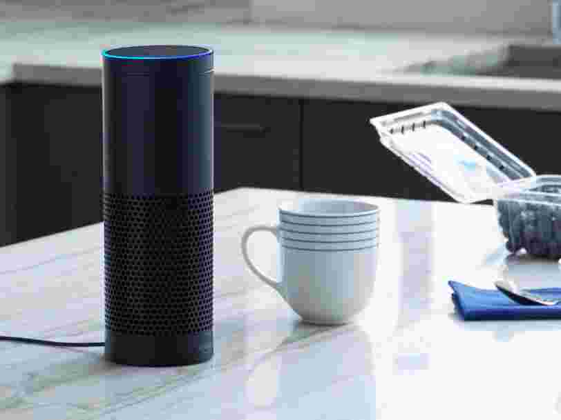 Companies like Amazon may give devices like Alexa female voices to make them seem 'caring'