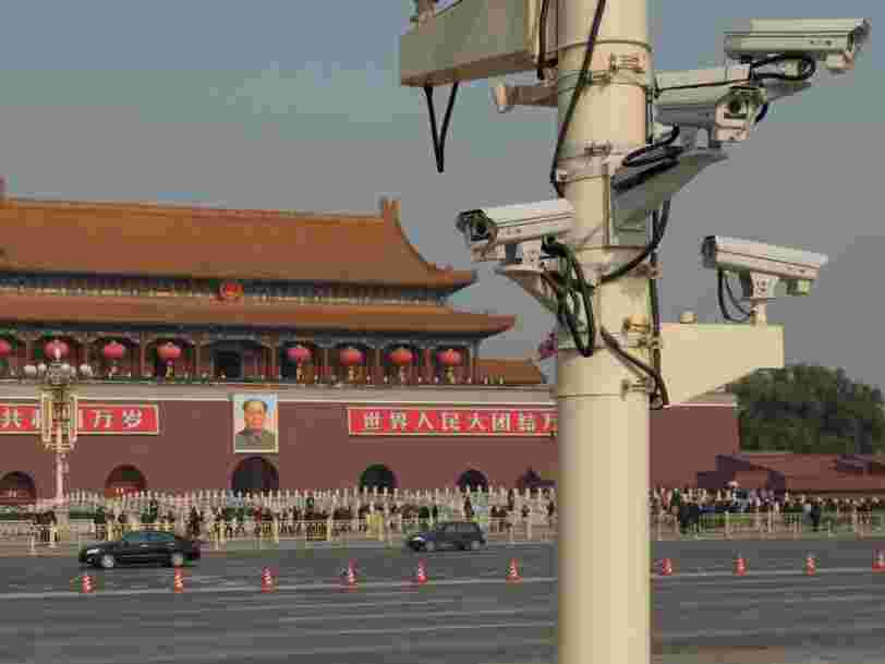 These are the things that can get you punished under China's creepy 'social credit' system — from fake news to jaywalking