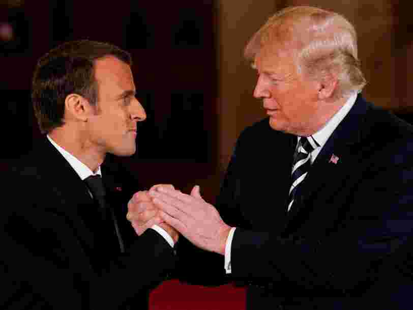 IT'S A TRADE WAR: Europe, Mexico, and Canada retaliate against Trump's steel and aluminum tariffs