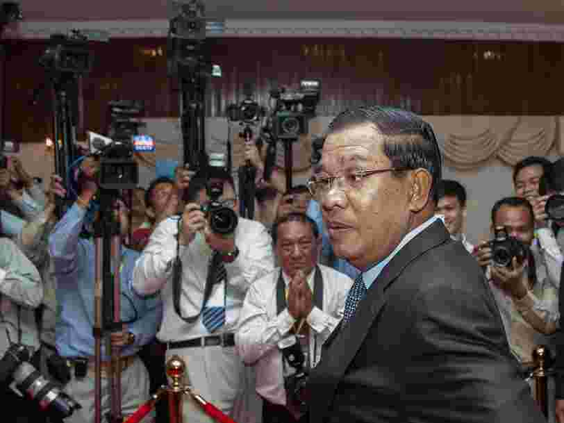 Cambodia's last independent paper was sold to the owner of a PR company that once worked for the prime minister