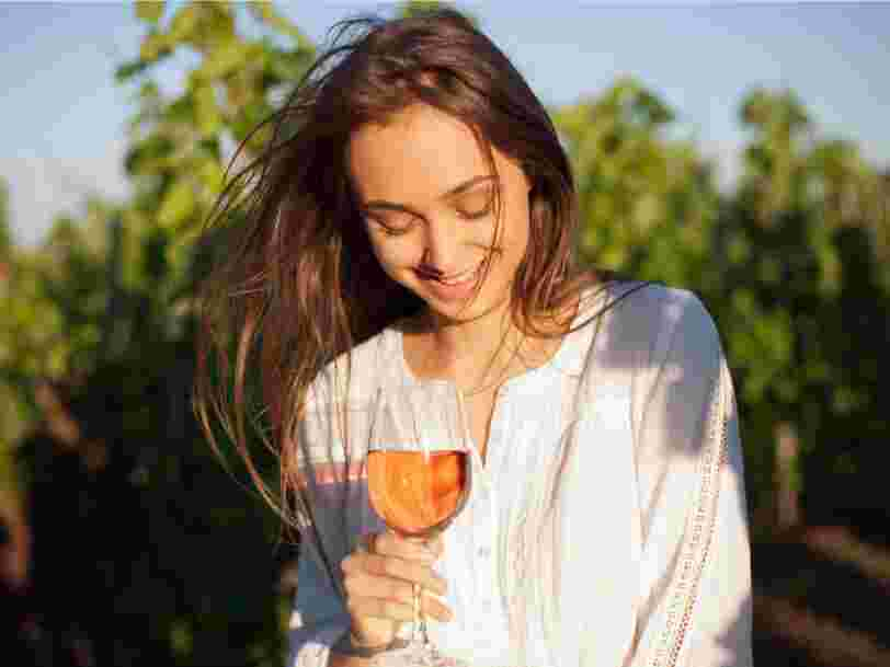 A sommelier with almost 20 years' experience says millennials' rosé obsession won't die anytime soon