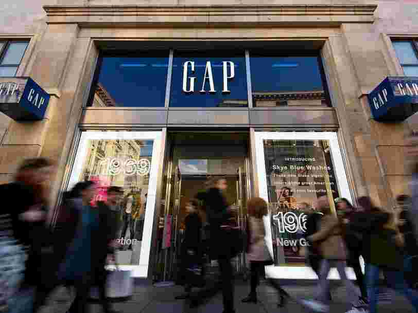 Gap is the latest US company to apologize to China, but at the same time it's quietly protesting