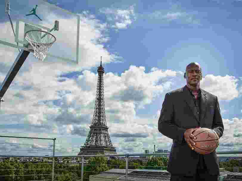 How Michael Jordan makes and spends his $2.1 billion fortune
