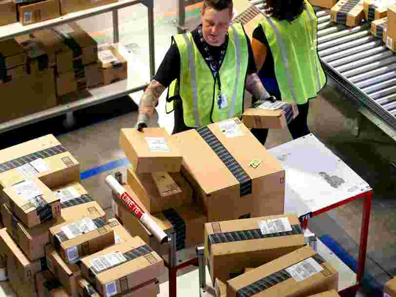 Amazon is punishing customers who return too many items — and it's a trend sweeping across the retail industry