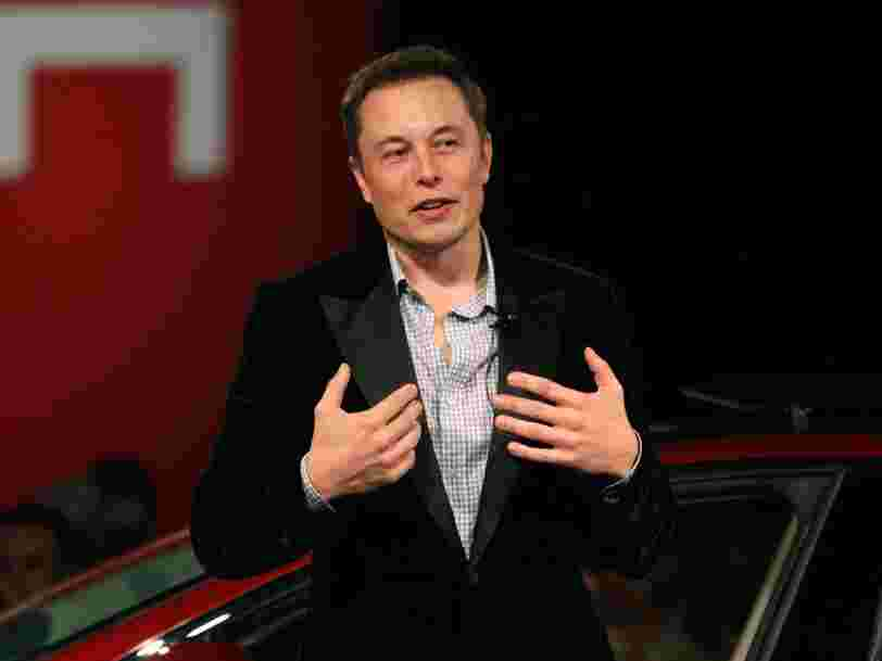 Elon Musk admits he sets overly optimistic timelines for Tesla's cars, says he has 'an issue with time'