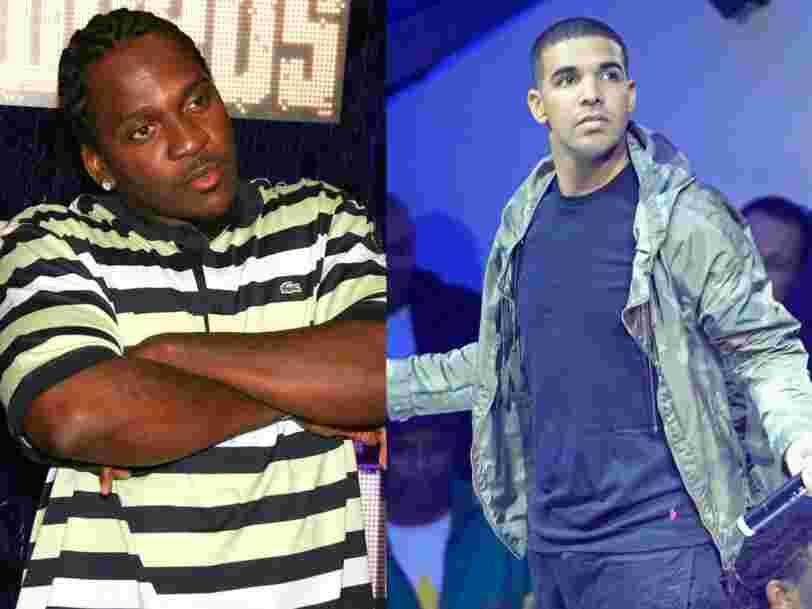 Rapper Pusha T is slamming Drake in a feud that should thrill Adidas