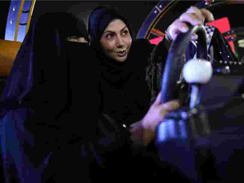 Saudi Arabia makes history, ending longstanding rule that barred women from driving