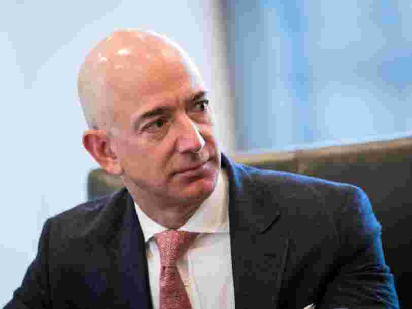 'I predict one day Amazon will fail. Amazon will go bankrupt': Jeff Bezos makes surprise admission about Amazon's life span