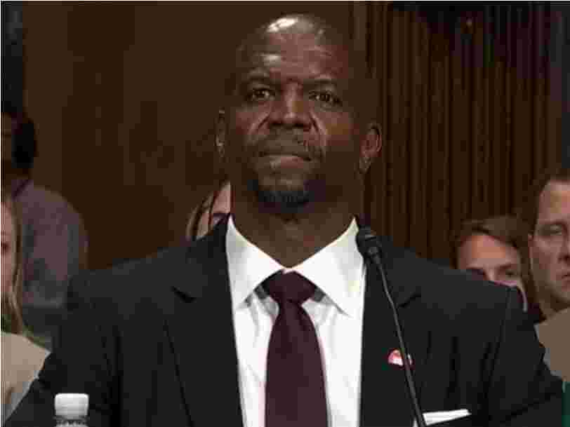 Terry Crews said he was dropped from 'Expendables 4' in retaliation for his allegation of sexual assault against a Hollywood agent