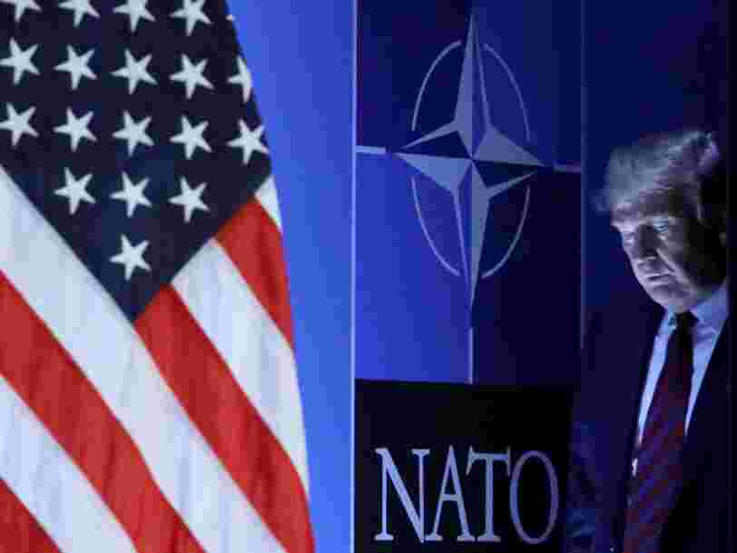 Trump keeps criticizing NATO allies over spending. Here's how NATO's budget actually works.