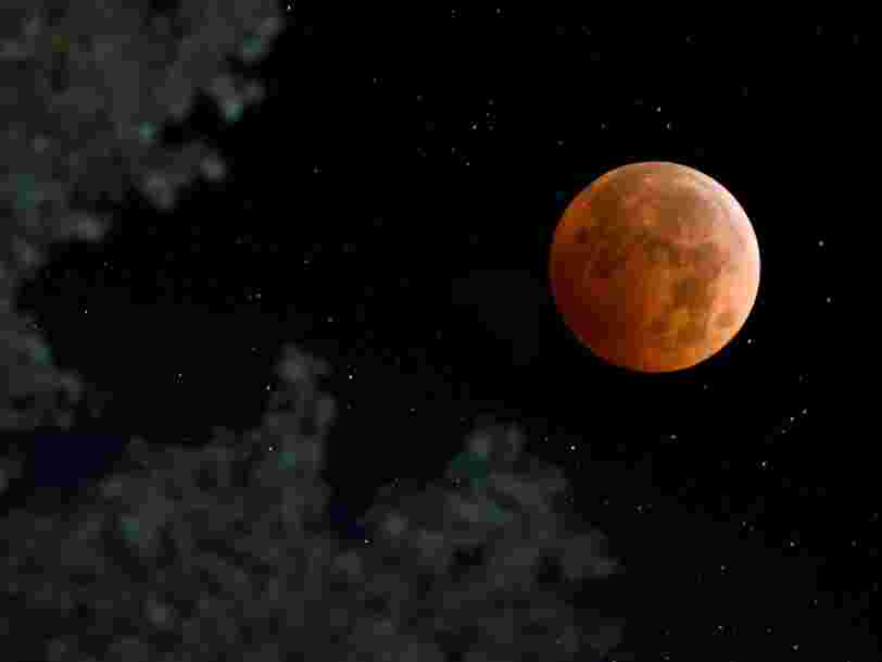 The longest total lunar eclipse in a century is about to happen — here's how Earth will color the moon blood-red