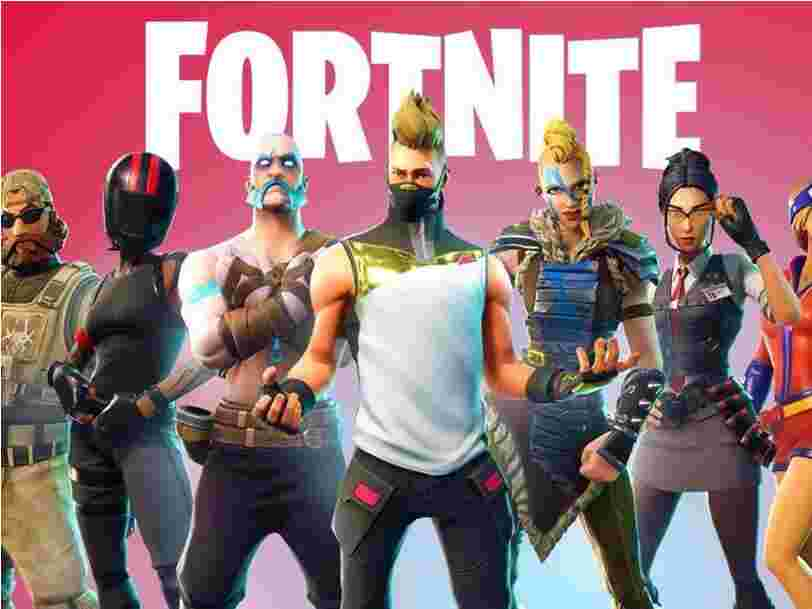 Fortnite — a free video game — is a billion- dollar money machine