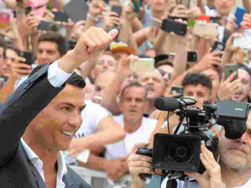 Cristiano Ronaldo wore the most expensive watch Rolex has ever made, valued at $500,000, to a conference in Dubai