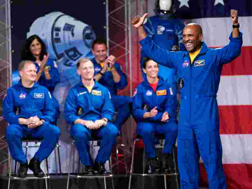 NASA picked 9 astronauts to fly SpaceX and Boeing's spaceships for the first time. Here's who they are.
