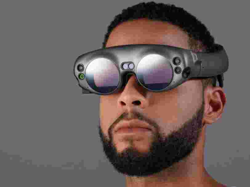 People finally got to try Magic Leap, the futuristic device that Google and others invested over $2 billion into — and the results aren't very positive