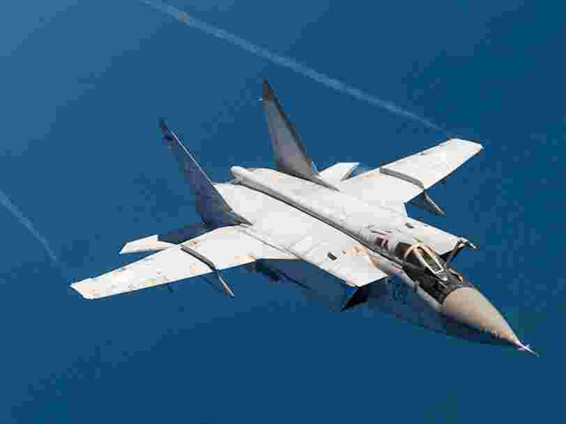 Russia says it's working on an experimental fifth-generation MiG-41 — but an expert says a pure interceptor is already obsolete