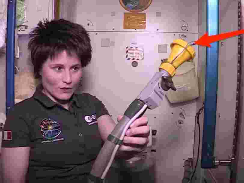 From peeing in a 'roll-on cuff' to pooping into a bag: A brief history of how astronauts have gone to the bathroom in space for 58 years