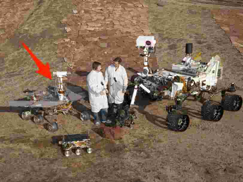NASA's longest-lived robot on Mars may be dying. Here's why there's a good chance Opportunity won't call home.