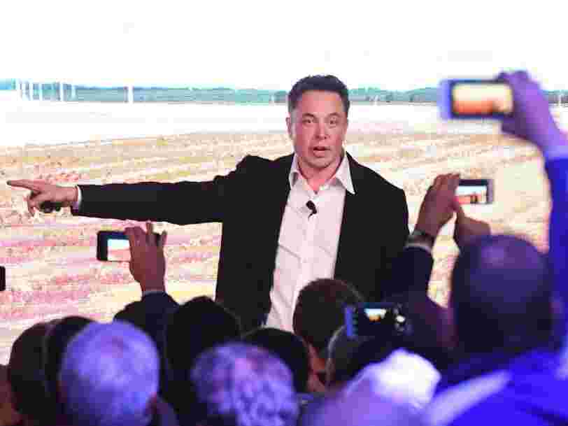 Elon Musk insists he has funding to take Tesla private, but won't because investors pleaded with him not to