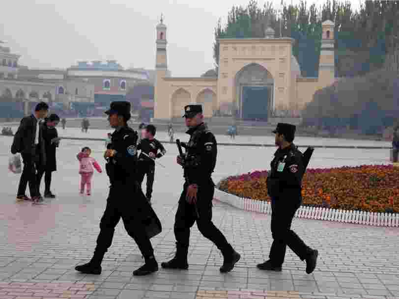 China reportedly detained a man on terrorist charges because he set his watch 2 hours behind Beijing time