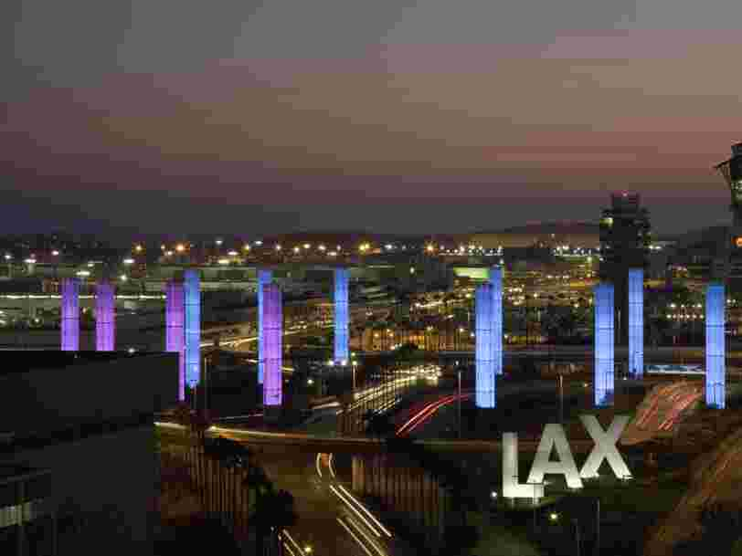 You can now fly with weed out of Los Angeles International Airport