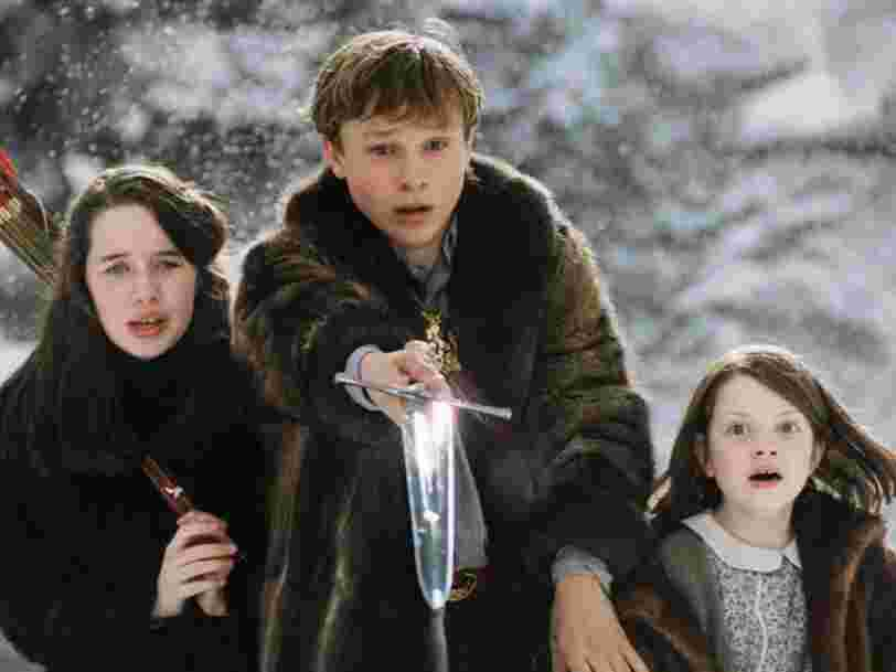 Netflix is developing new 'Chronicles of Narnia' movies and TV shows