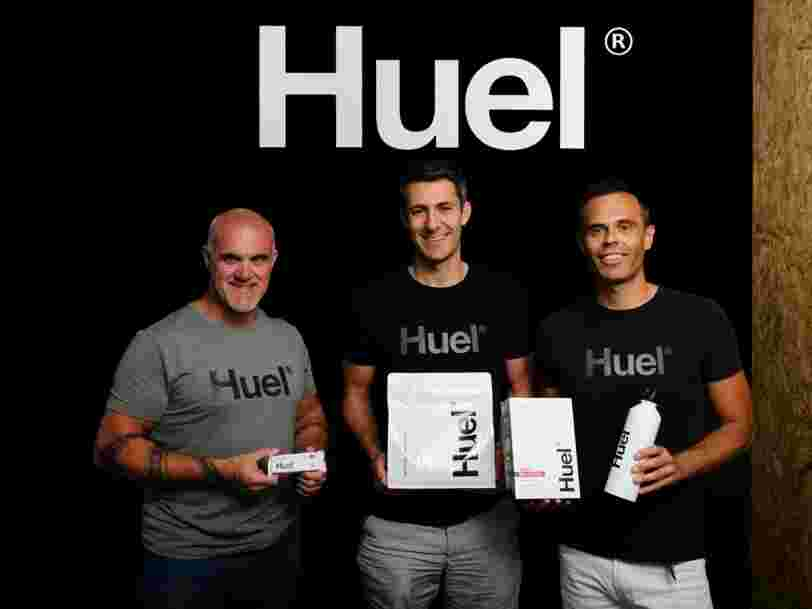 Powdered food startup Huel just raised $26 million in its first funding round