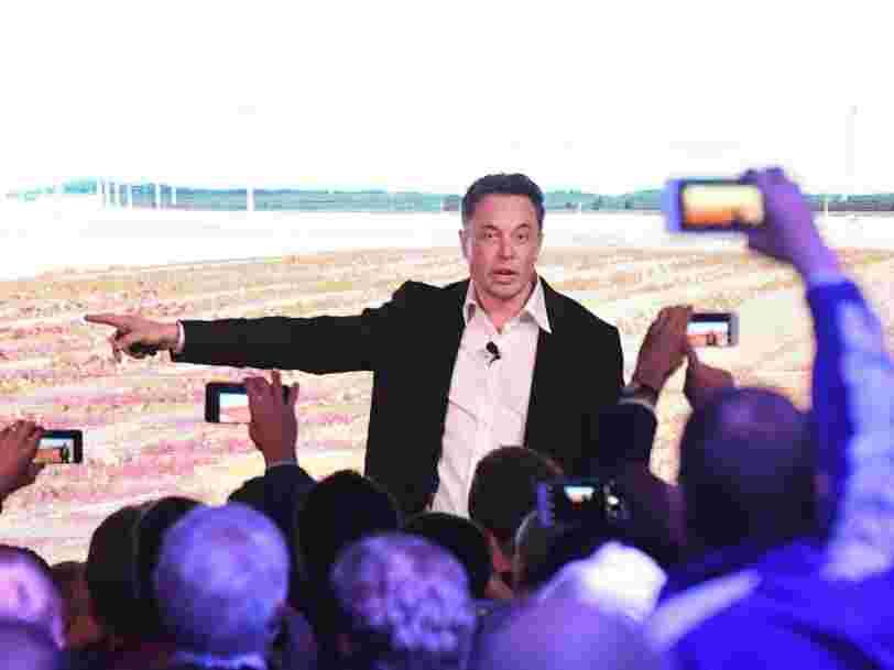 Tesla reports surprise profit in 'truly historic' quarter