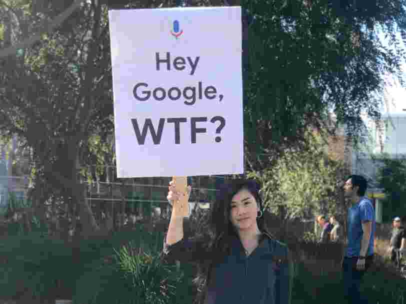 Current and former Googlers are furious that Larry Page and Sergey Brin stepped back instead of fixing the culture