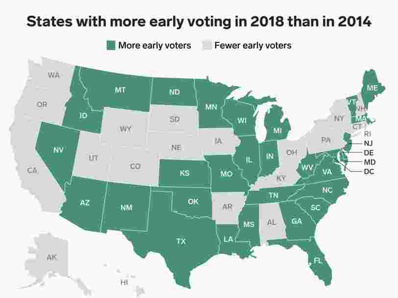 12 records the 2018 midterm elections smashed