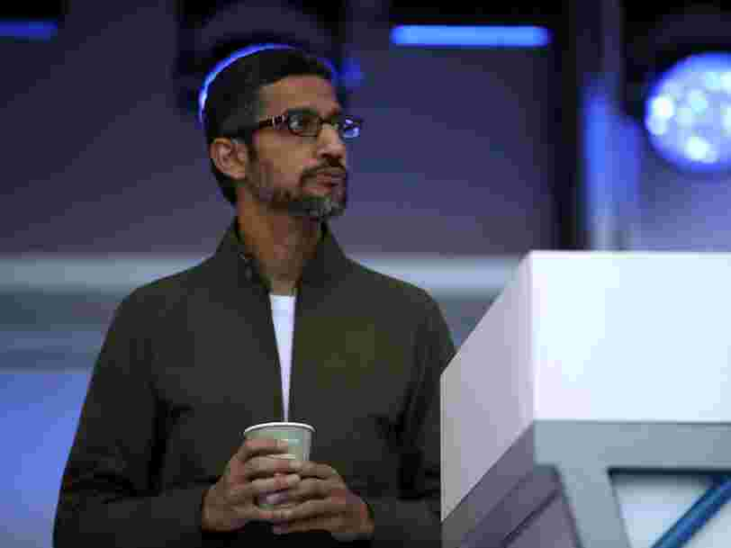 Congress grills Google CEO Sundar Pichai for the first time