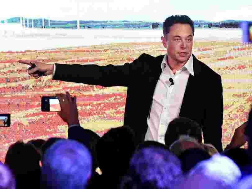 Elon Musk said Tesla owners will be able to use their phones to summon their vehicles from 'across the continent' in a few years