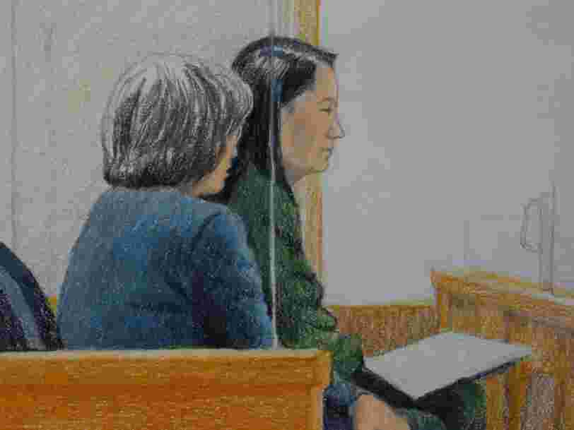 Arrested Huawei CFO offers to pay for her own 24-hour surveillance and wear a tracking device if she's granted bail