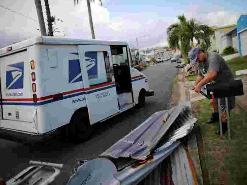 Trump reportedly rejected approving a bailout package that would rescue the US Postal Service, and it could be a disaster for states trying to expand voting by mail