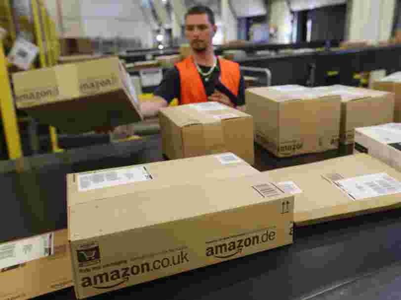 Amazon reportedly wants to curb selling 'CRaP' items it can't profit on, like bottled water and snacks