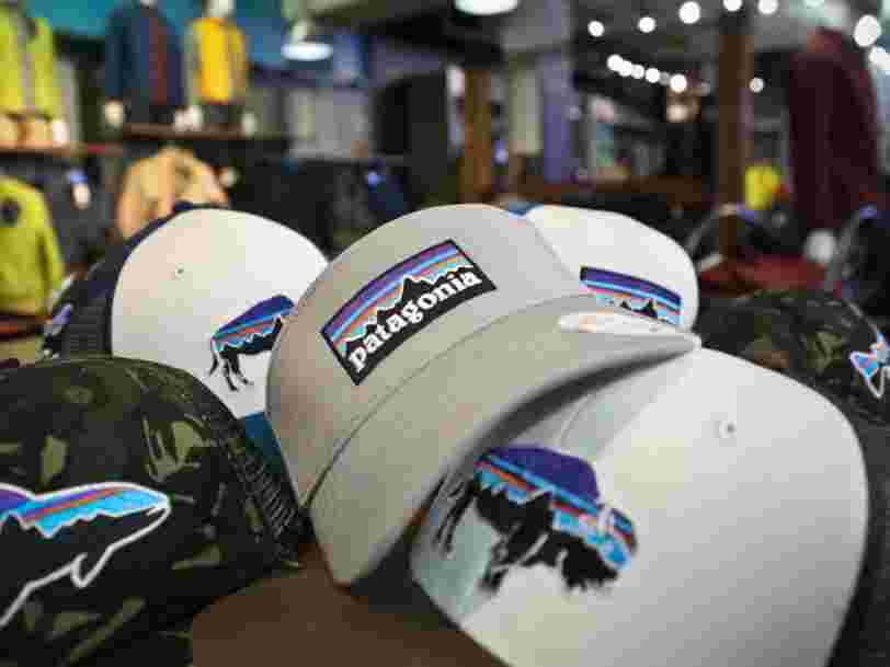 Patagonia's environmental mission hasn't just been good for the planet - it's also boosted the bottom line