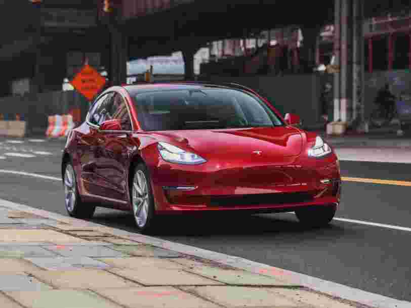 Tesla is reportedly close to getting approval to sell the Model 3 in Europe