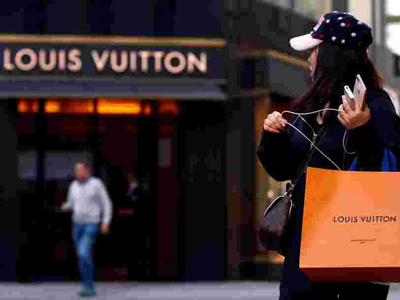 The world's largest luxury conglomerate orders 40 million masks from China to support coronavirus pandemic in France
