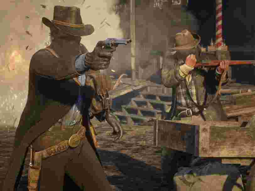 'Red Dead Redemption 2' is getting a 'Fortnite'-style battle royale mode