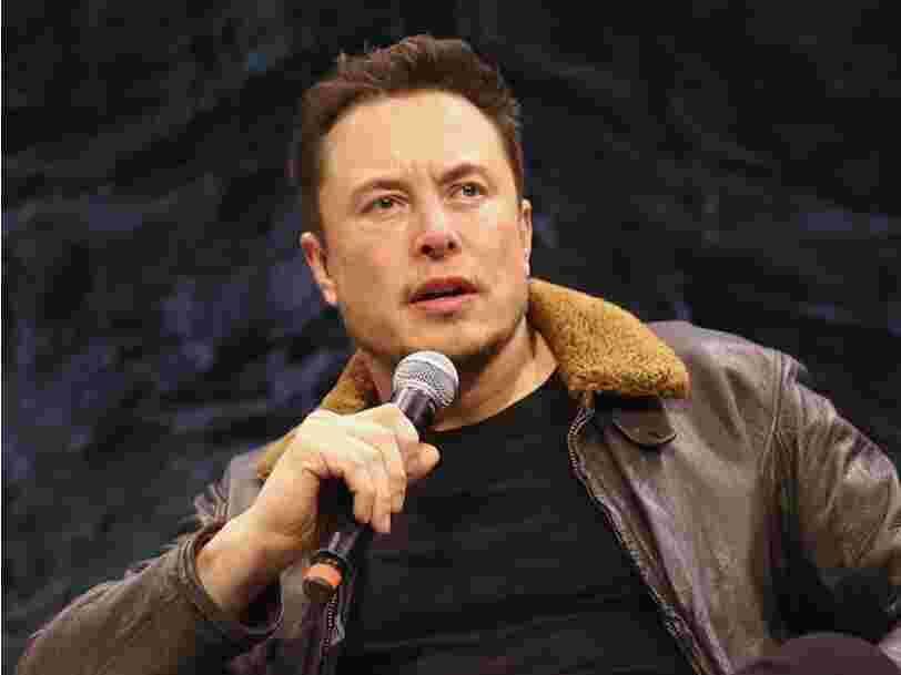Elon Musk says he wants to 'nuke Mars' and that he plans to make 'Nuke Mars!' T-shirts